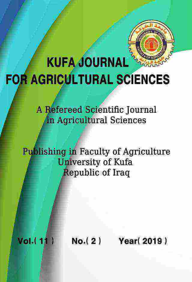 Kufa Journal for Agricultural Sciences